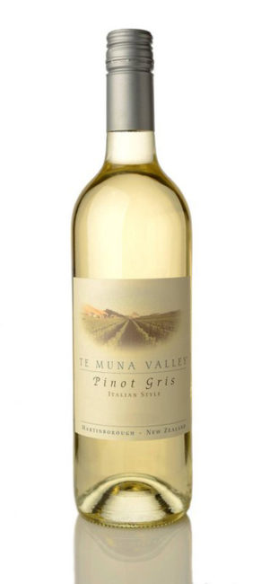 Te Muna Valley Italian Style Pinot Gris