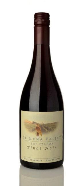 Te Muna Valley The Falcon Pinot Noir